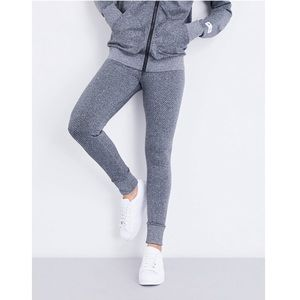 Adidas X Reigning Champ - Knitted Grey Leggings